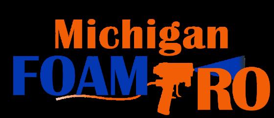 Michigan Foam Pro Logo
